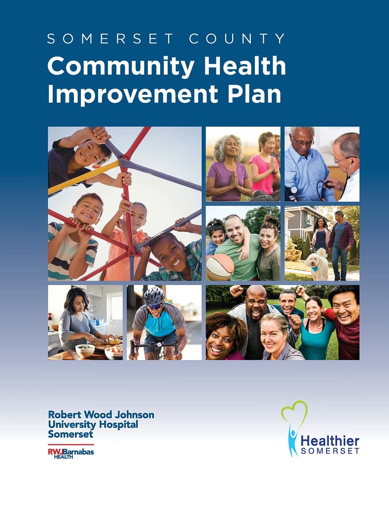 SOMERSET COUNTY COMMUNITY HEALTH IMPROVEMENT PLAN