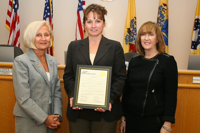 Healthier Somerset Proclamation -- October is Healthier Somerset Month